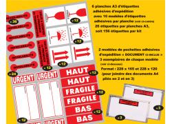 Kit Expédition de bureau