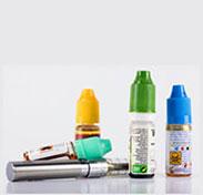 Etiquettes e-liquide pour e-cigarette