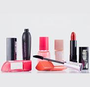 Etiquettes cosmétiques, beauté, soin