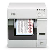 Imprimante étiquettes couleur Epson TM-C3400