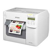 Etiquettes pour EPSON TM-C3500